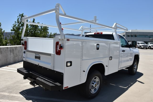 2018 Silverado 2500 Regular Cab 4x2,  Cab Chassis #M18672 - photo 8