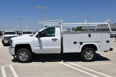 2018 Silverado 2500 Regular Cab 4x2,  Knapheide Standard Service Body Utility #M18672 - photo 6