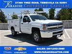 2018 Silverado 2500 Regular Cab 4x2,  Cab Chassis #M18672 - photo 1