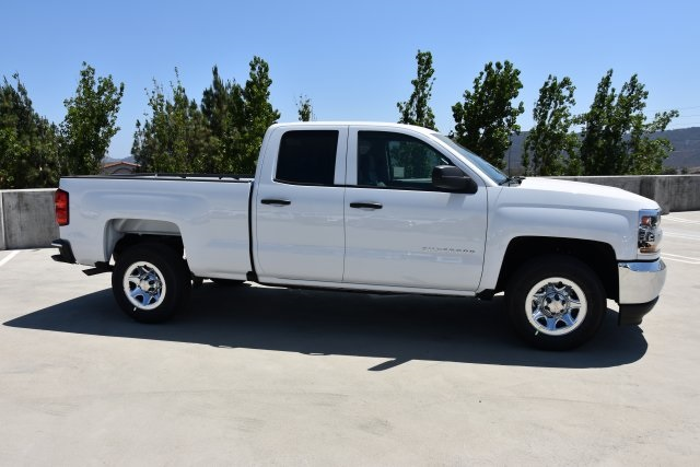 2018 Silverado 1500 Double Cab 4x2,  Pickup #M18673 - photo 9