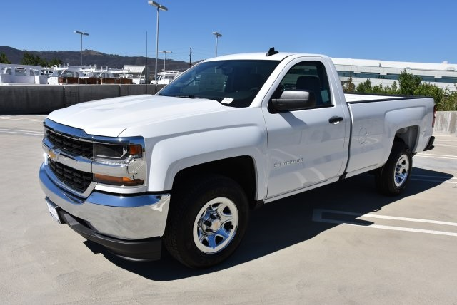2018 Silverado 1500 Regular Cab 4x2,  Pickup #M18674 - photo 5