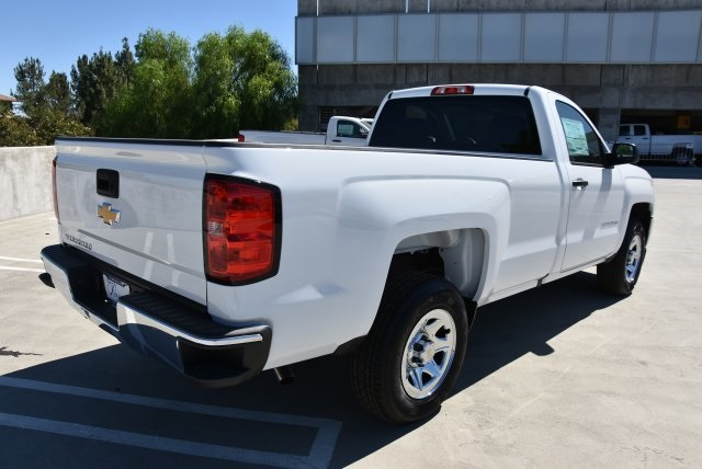 2018 Silverado 1500 Regular Cab 4x2,  Pickup #M18674 - photo 2