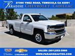 2018 Silverado 1500 Regular Cab 4x2,  Pickup #M18674 - photo 1
