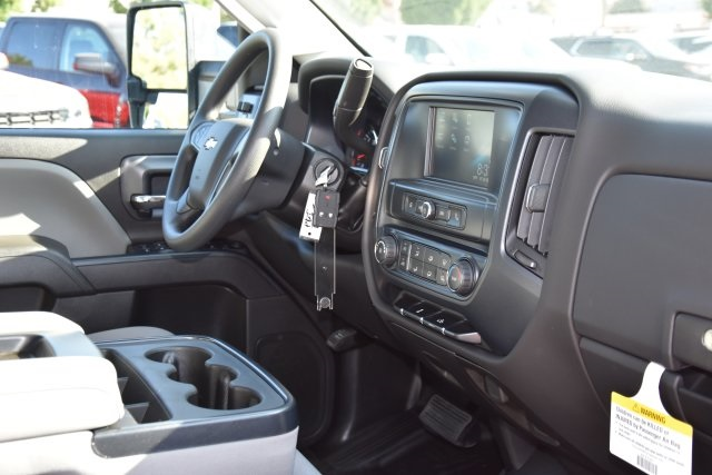 2018 Silverado 2500 Crew Cab 4x2,  Harbor Utility #M18679 - photo 15