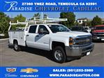 2018 Silverado 2500 Crew Cab 4x2,  Harbor Utility #M18679 - photo 1