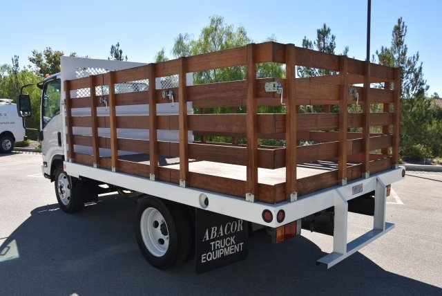 2018 LCF 4500 Regular Cab,  Abacor Inc Flat/Stake Bed #M18720 - photo 7