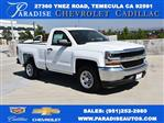 2018 Silverado 1500 Regular Cab 4x2,  Pickup #M18753 - photo 1