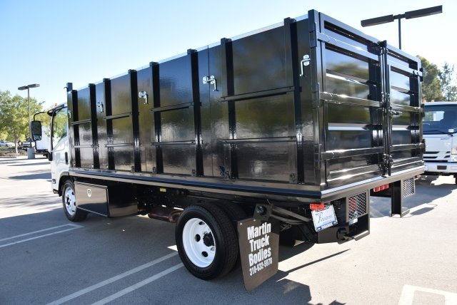 2018 LCF 4500 Regular Cab,  Martin's Quality Truck Body Landscape Dump #M18764 - photo 7