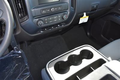 2018 Silverado 3500 Crew Cab 4x2,  Harbor TradeMaster Utility #M18773 - photo 25