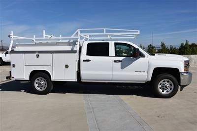 2018 Silverado 3500 Crew Cab 4x2,  Harbor TradeMaster Utility #M18773 - photo 7