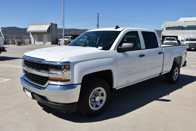 2018 Silverado 1500 Crew Cab 4x2,  Pickup #M18778 - photo 5