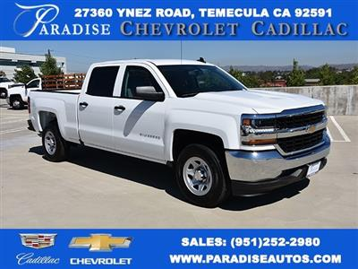 2018 Silverado 1500 Crew Cab 4x2,  Pickup #M18778 - photo 1