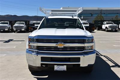 2018 Silverado 2500 Crew Cab 4x2,  Harbor TradeMaster Utility #M18784 - photo 4