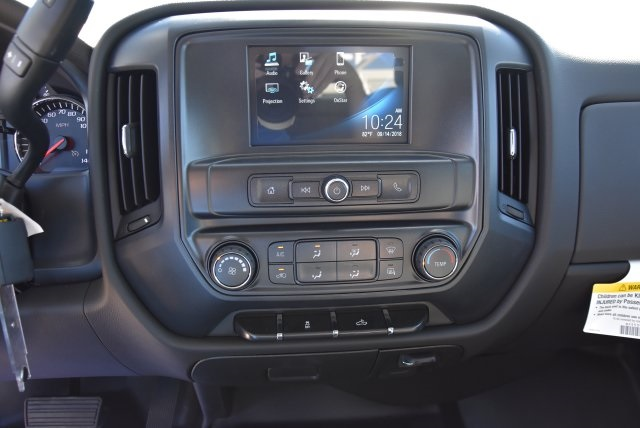 2018 Silverado 2500 Crew Cab 4x2,  Harbor TradeMaster Utility #M18786 - photo 23