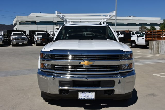 2018 Silverado 2500 Crew Cab 4x2,  Harbor Utility #M18786 - photo 4