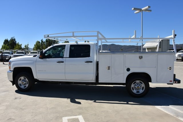 2018 Silverado 2500 Crew Cab 4x2,  Harbor Utility #M18786 - photo 6