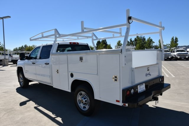 2018 Silverado 2500 Crew Cab 4x2,  Harbor TradeMaster Utility #M18786 - photo 7