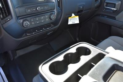2018 Silverado 2500 Crew Cab 4x2,  Harbor TradeMaster Utility #M18786 - photo 24