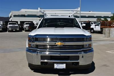 2018 Silverado 2500 Crew Cab 4x2,  Harbor TradeMaster Utility #M18786 - photo 4