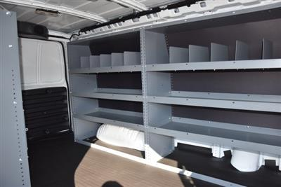 2018 Express 2500 4x2,  Masterack Upfitted Cargo Van #M18823 - photo 12