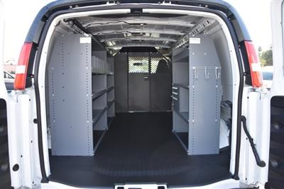 2018 Express 2500 4x2,  Masterack Upfitted Cargo Van #M18823 - photo 2