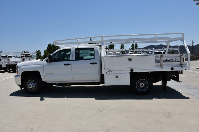 2018 Silverado 3500 Crew Cab DRW 4x2,  Martin's Quality Truck Body Contractor Body #M18841 - photo 6