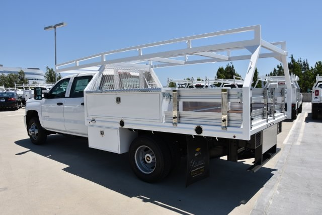 2018 Silverado 3500 Crew Cab DRW 4x2,  Martin's Quality Truck Body Contractor Body #M18841 - photo 7