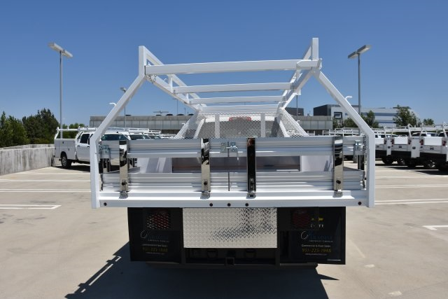 2018 Silverado 3500 Crew Cab DRW 4x2,  Martin's Quality Truck Body Contractor Body #M18841 - photo 8