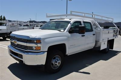 2018 Silverado 3500 Crew Cab DRW 4x2,  Martin's Quality Truck Body Contractor Body #M18841 - photo 5