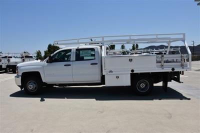 2018 Silverado 3500 Crew Cab DRW 4x2,  Martin's Quality Truck Body, Inc. Contractor Body #M18841 - photo 6