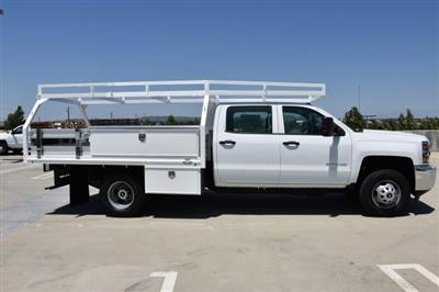 2018 Silverado 3500 Crew Cab DRW 4x2,  Martin's Quality Truck Body Contractor Body #M18841 - photo 9