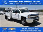 2018 Silverado 3500 Crew Cab DRW 4x2,  Martin's Quality Truck Body, Inc. Contractor Body #M18841 - photo 1