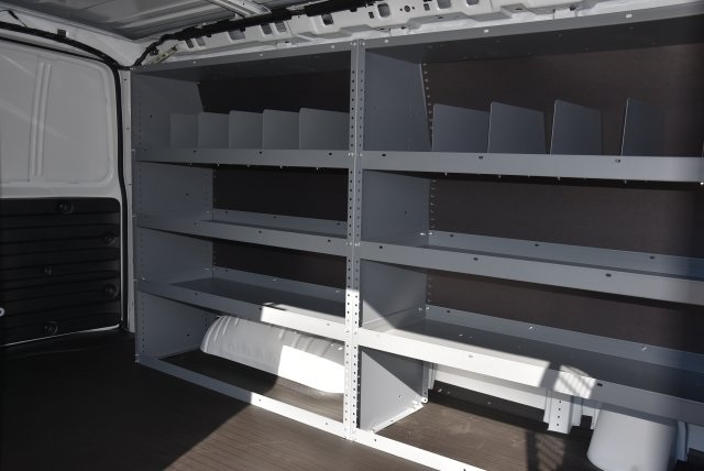 2018 Express 2500 4x2,  Masterack Upfitted Cargo Van #M18850 - photo 12