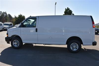 2018 Express 2500 4x2,  Masterack General Service Upfitted Cargo Van #M18850 - photo 4