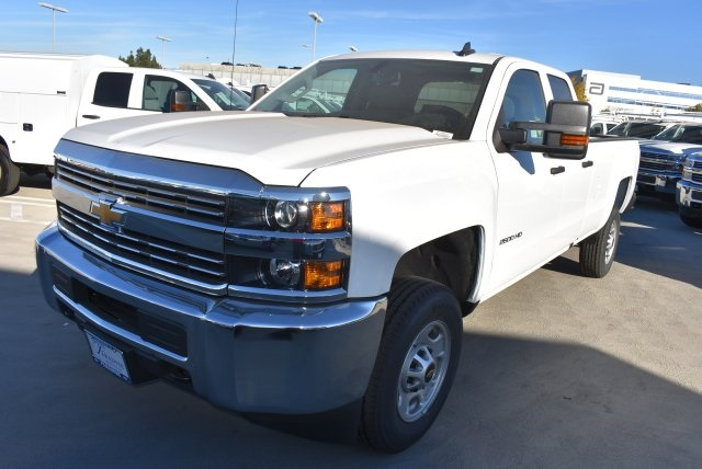 2018 Silverado 2500 Double Cab, Pickup #M18852 - photo 5
