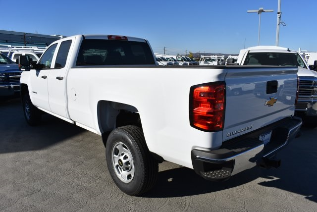 2018 Silverado 2500 Double Cab, Pickup #M18852 - photo 7