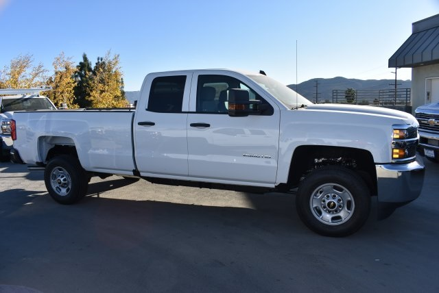 2018 Silverado 2500 Double Cab, Pickup #M18852 - photo 9