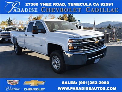 2018 Silverado 2500 Double Cab, Pickup #M18852 - photo 1