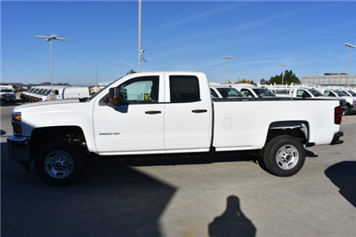 2018 Silverado 2500 Double Cab, Pickup #M18852 - photo 6