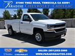 2018 Silverado 1500 Regular Cab 4x2,  Pickup #M18861 - photo 1