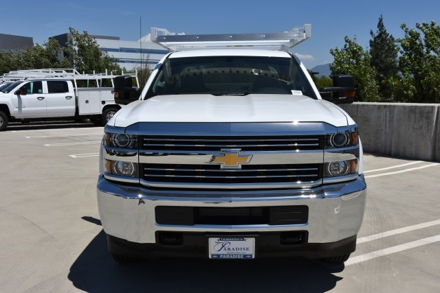 2018 Silverado 2500 Double Cab 4x2,  Royal Service Body Utility #M18864 - photo 4