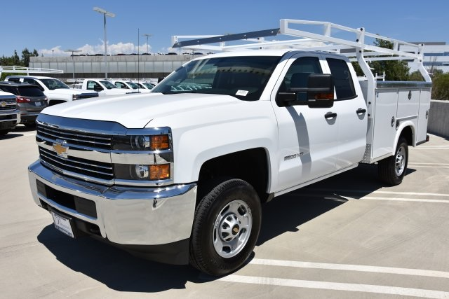2018 Silverado 2500 Double Cab 4x2,  Royal Utility #M18864 - photo 5