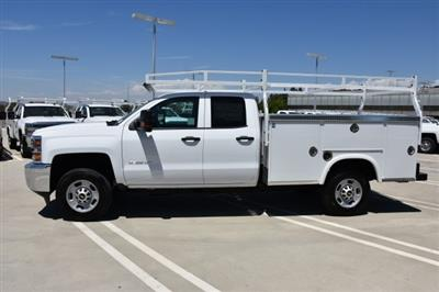 2018 Silverado 2500 Double Cab 4x2,  Royal Service Body Utility #M18864 - photo 6