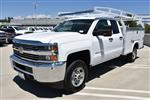 2018 Silverado 2500 Double Cab 4x2,  Royal Service Body Utility #M18864 - photo 5