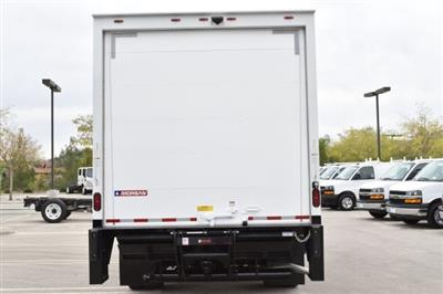 2018 Express 4500 4x2,  Morgan Parcel Aluminum Straight Box #M18875 - photo 8
