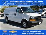 2018 Express 2500 4x2,  Masterack Upfitted Cargo Van #M18880 - photo 1
