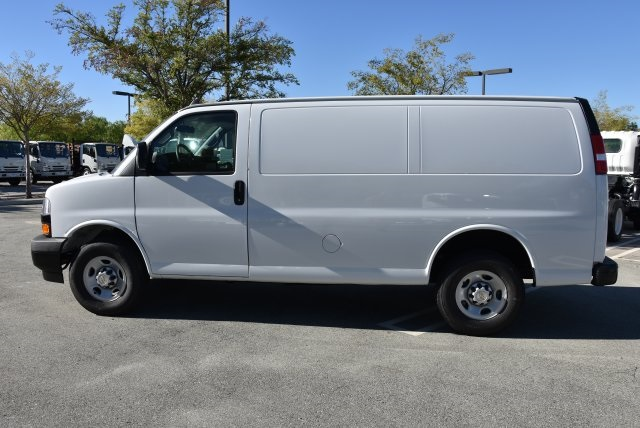 2018 Express 2500 4x2,  Masterack Upfitted Cargo Van #M18884 - photo 4