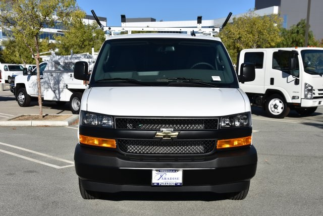 2018 Express 2500 4x2,  Masterack Upfitted Cargo Van #M18889 - photo 4