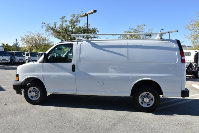 2018 Express 2500 4x2,  Masterack Upfitted Cargo Van #M18889 - photo 6
