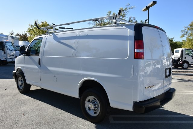 2018 Express 2500 4x2,  Masterack Upfitted Cargo Van #M18889 - photo 7